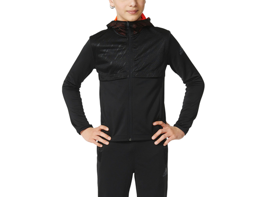 Hoodie Tracksuit Adidas Three Stripes Jacket PNG, Clipart